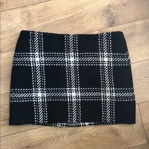 Gap tweed mini skirt. Sz 4